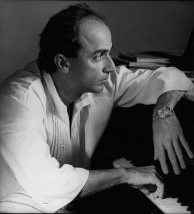 Composing at home (Caracas, 1996)
