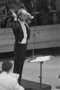 Concert with the Orquesta Sinfónica Venezuela (Caracas, 1989)