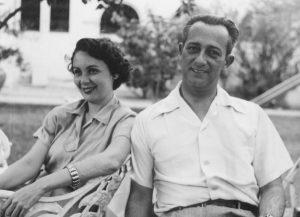 My parents (Caracas, 1955)